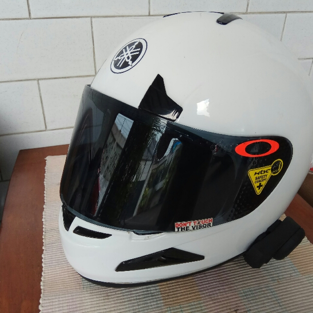 Helm KBC Force Yamaha series