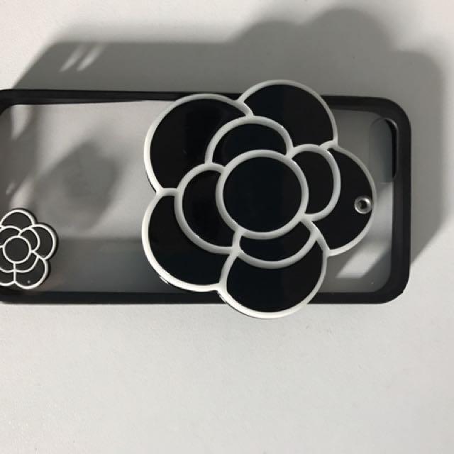 iPhone Flower Mirror Case