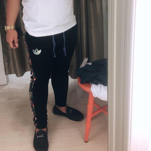 jogger adidas 3strip