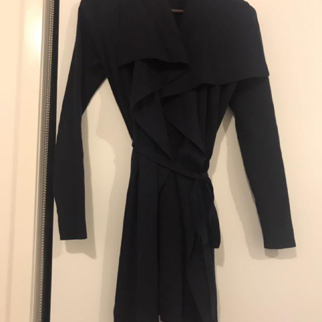 Kookai Navy Coat