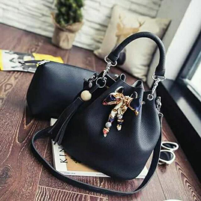 Korean Handbag with sling