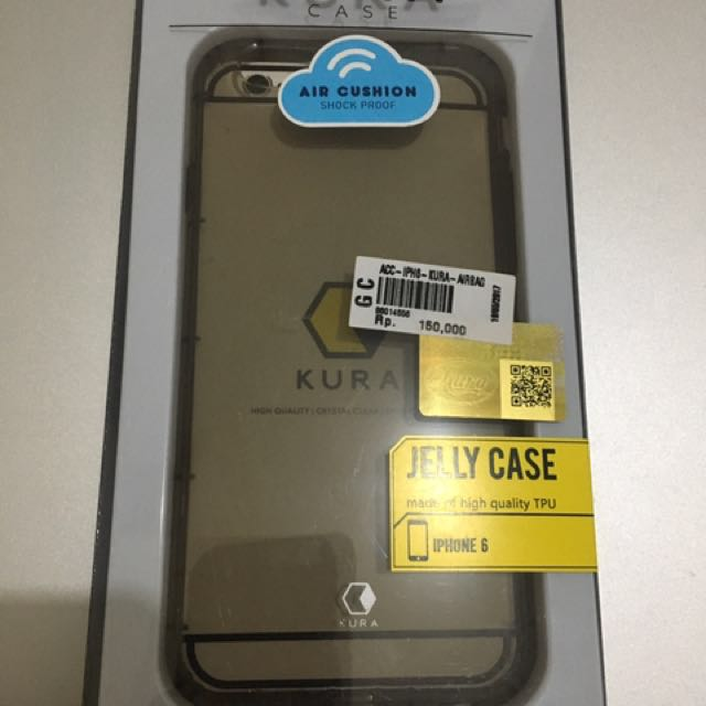 Kura Case Air Cushions Iphone 6 / 6s