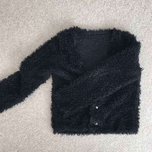 Ladies outdoor sweater