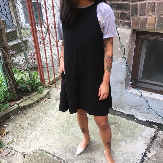Le Fou Crepe Dress XXS