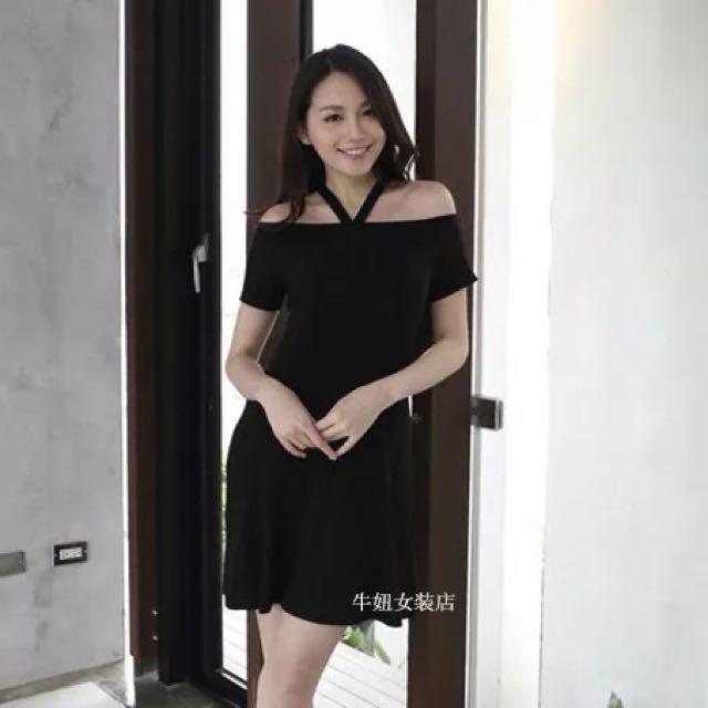 Lil black dress