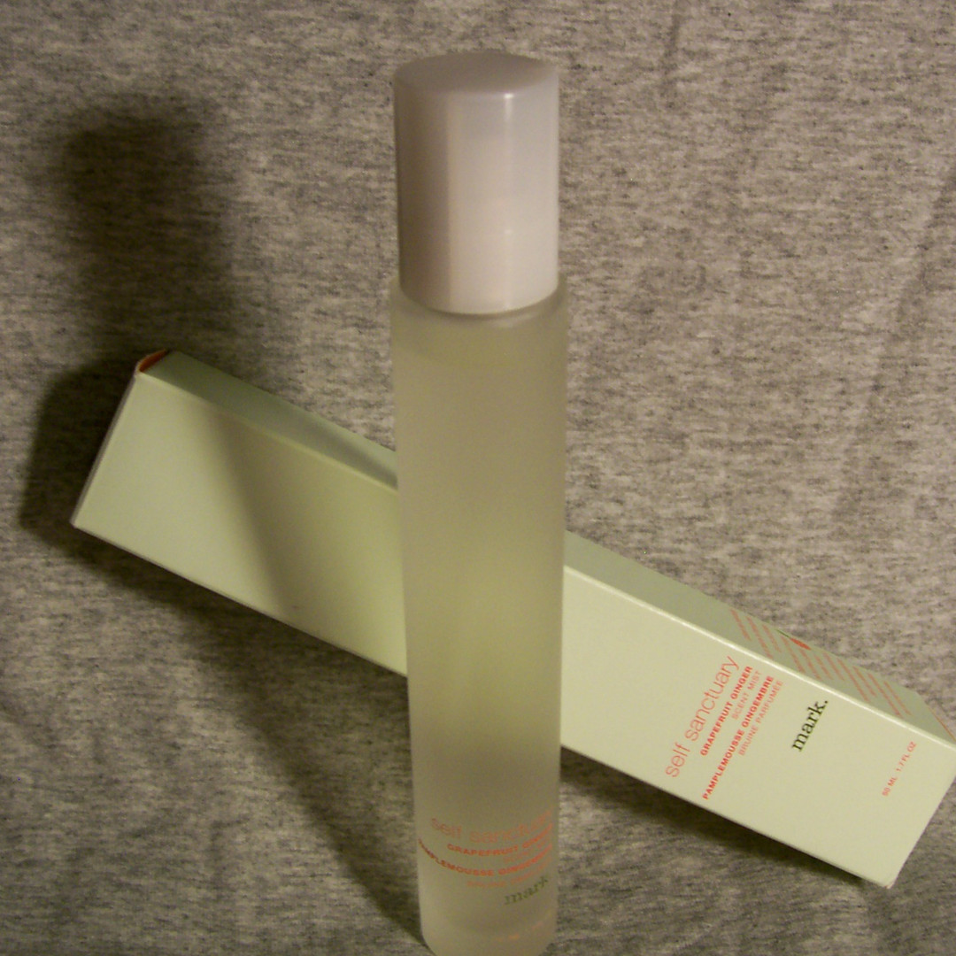 mark by Avon Products Self Sanctuary Grapefruit Ginger Scent Mist 50mls