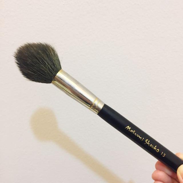 Masami Shouko Blush Brush (No 13)