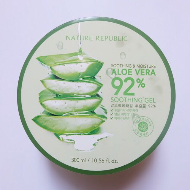 Nature Republic 92% Soothing Gel