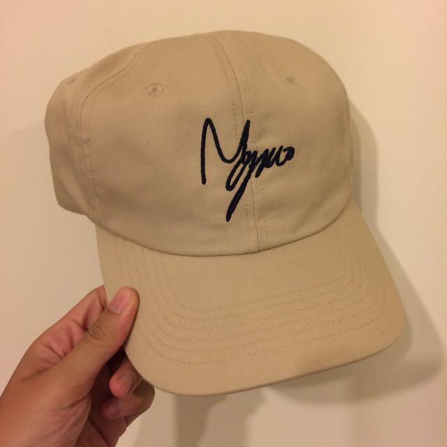 NCXP卡其色老帽