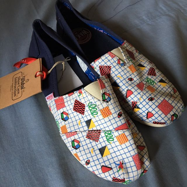 NEW! WAKAI SHOES ORI SIZE 38