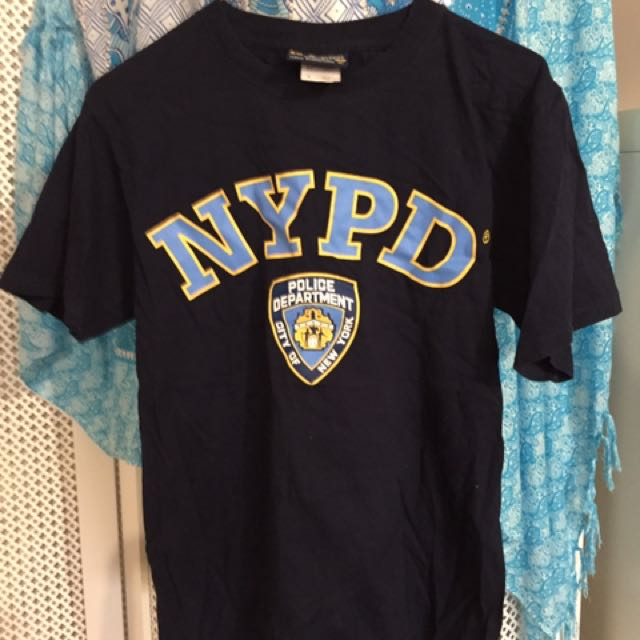 NYPD tshirt from America