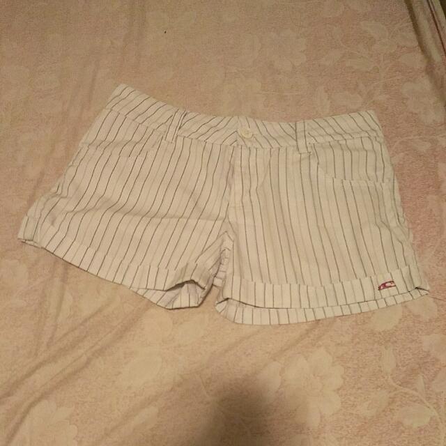 O' Neill White Shorts