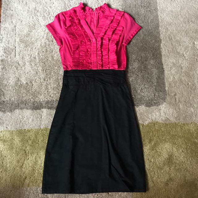One piece corporate dress
