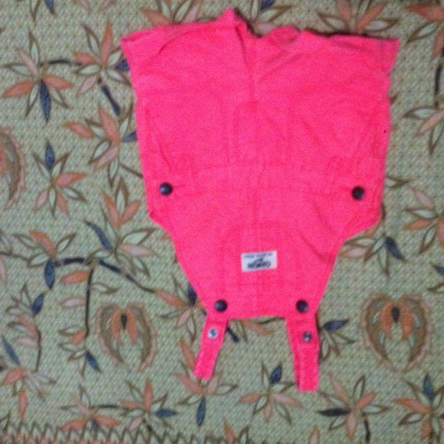 Oshkosh neon pink jumper