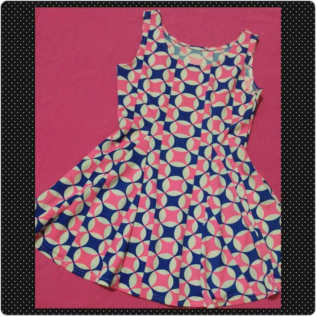 SOLD: Outdoor Dress 1