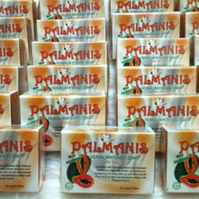 Palmanis Herbal Whitening Soap