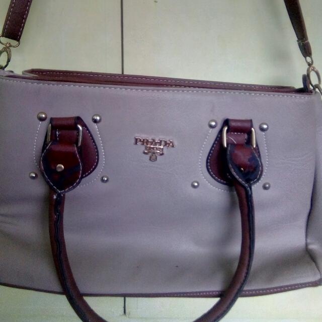 2971b5de2f46 ... canada prada replica bag with sling preloved womens fashion bags wallets  on carousell 792b4 118eb ...