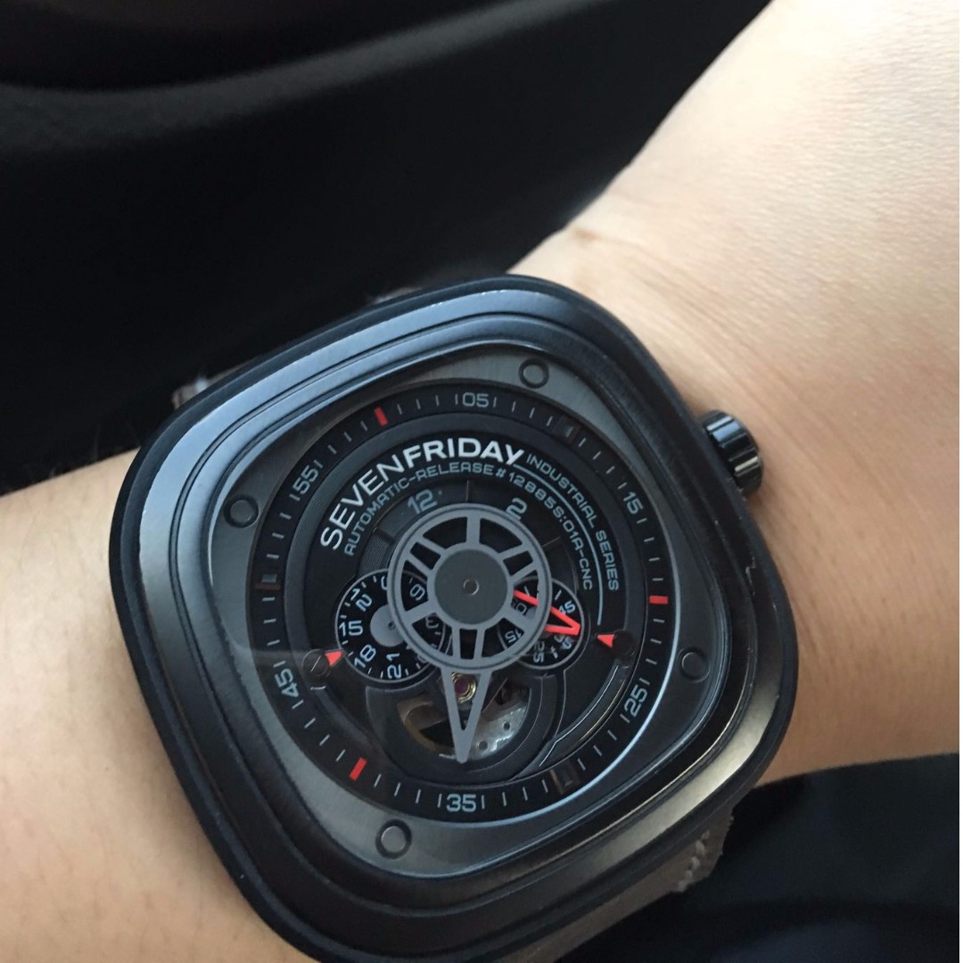 [PREOWNED] SEVENFRIDAY P3/01