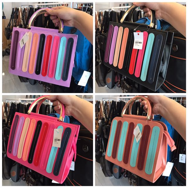RAINBOW BAG - CUTE!!!