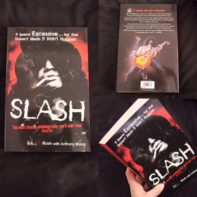 Rock Icon Autobiographies - Books!