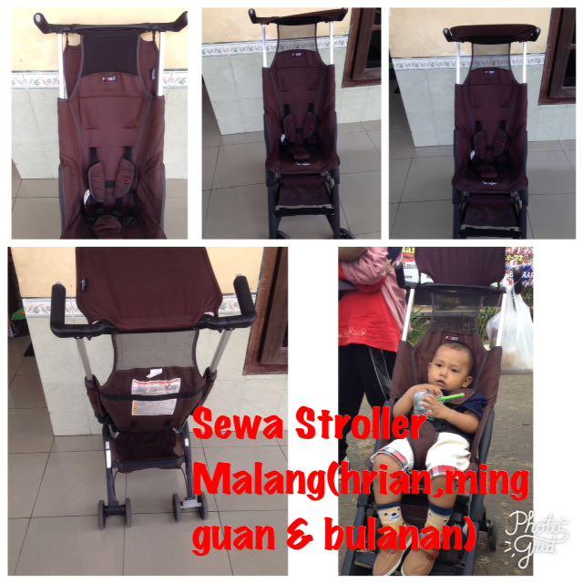 Sewa Stroller Pockit Malang Murah