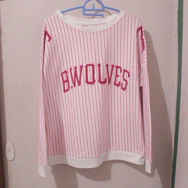 Sweater base ball