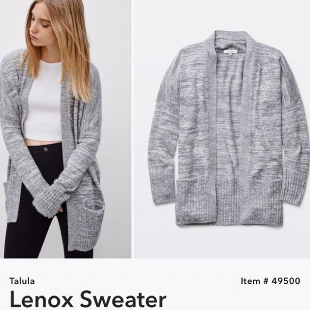 Talula Lenox Sweater - Xxs