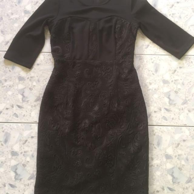 The Mode House Dress