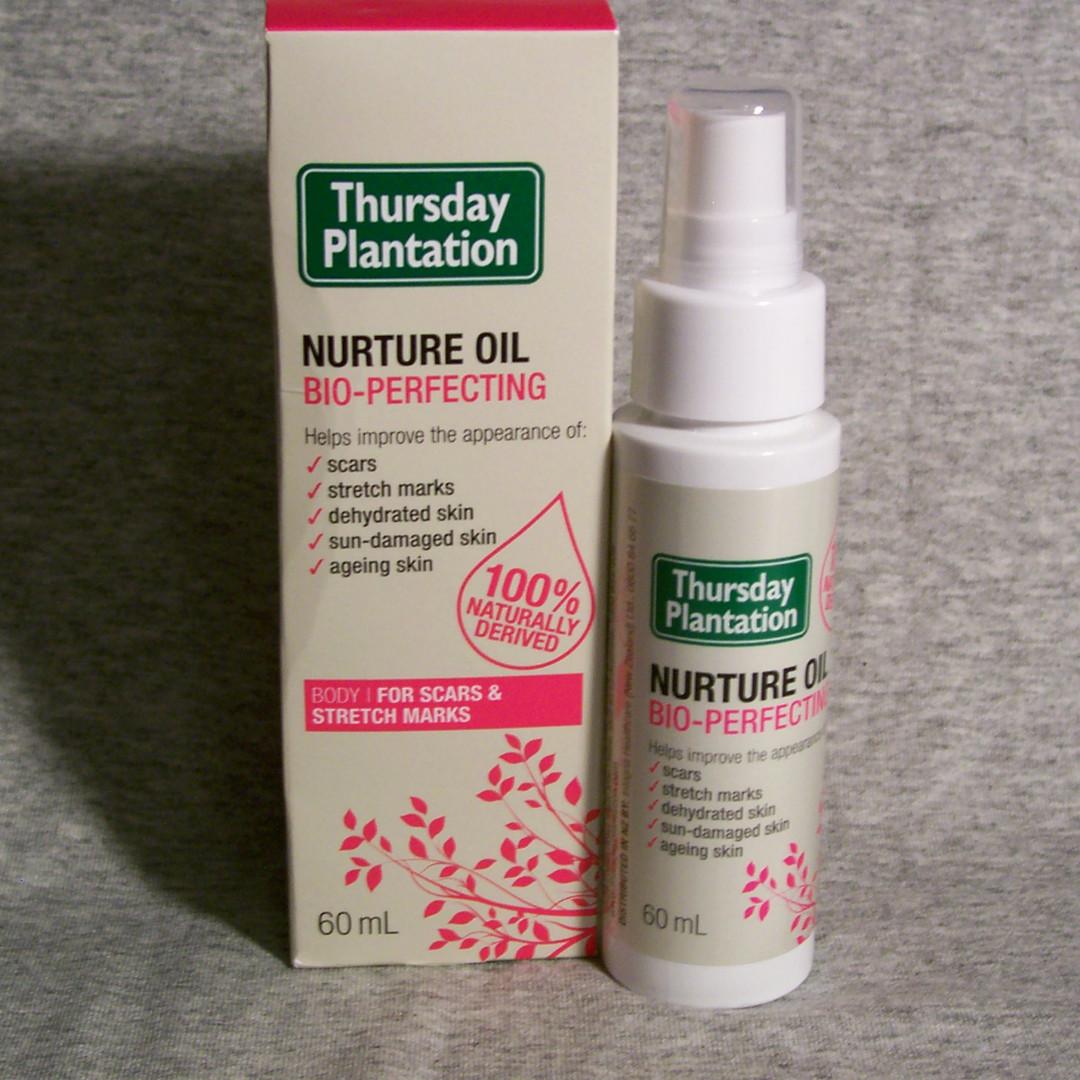 Thursday Plantation Nurture Oil Bio-Perfecting 60mls