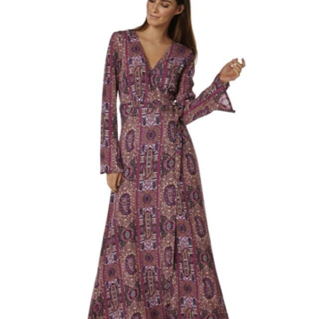 Tigerlily La Femme Maxi Dress