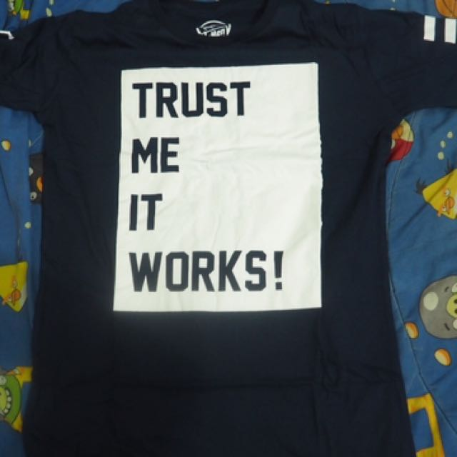 T-Shirt L-Men