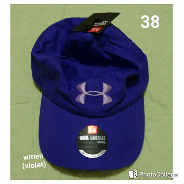 UA cap authentic