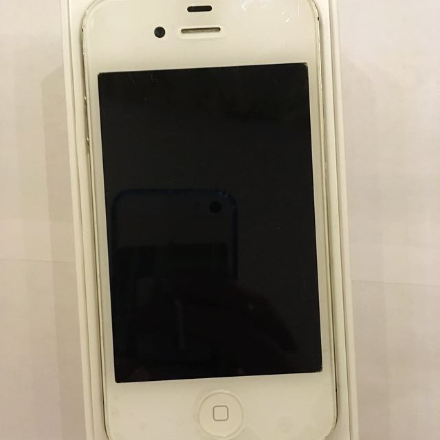 Unlocked IPhone 4S White