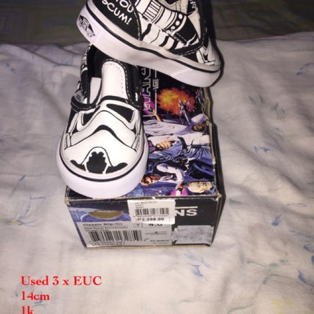 202fce1115 Vans Shoes Starwars Edition
