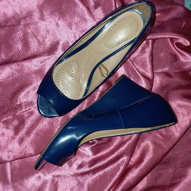 Wedge Royal Blue