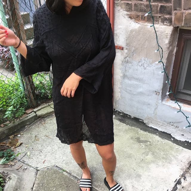 Wilfred Sheer Dress XXS