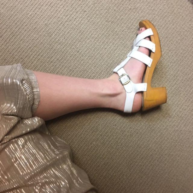 WINDSOR SMITH Wedge Sandals