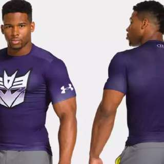 Brand New Under Armour compression short sleeve shirt