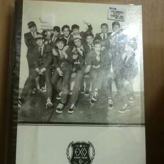 [File]EXO XOXO era official SM town Goods