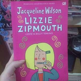Lizzie si mulut terkunci