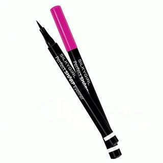 Free ongkir silky girl perfect sharp eyeliner silkygirl perfect sharp eyeliner