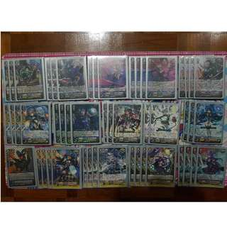 Cardfight Vanguard Shadow Paladin Witch Deck