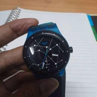jam Swatch Original Sistem 51 Automatic masih Garansi