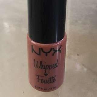 Nyx Whipped Lip & Cheek Soufflé