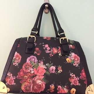 Floral ALDO Tote/Bag