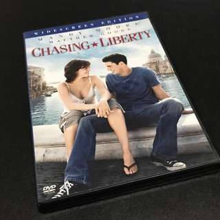 CHASING LIBERTY Movie DVD