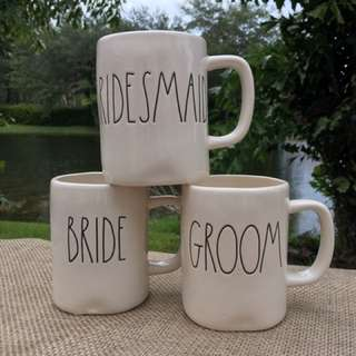 Rae dunn cups