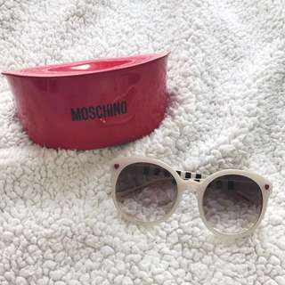 Authentic Moschino Sun Glasses