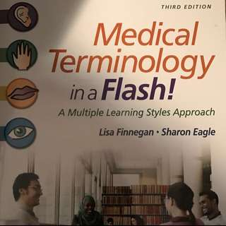 I'm Looking for a used Medical Terminology Book