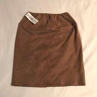 Aritzia Bidot Mini Skirt